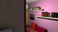 Raumgestaltung luckina izba in der Kategorie Schlafzimmer