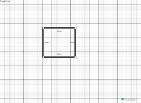 Raumgestaltung LucyK bedroom in der Kategorie Schlafzimmer