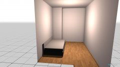 Raumgestaltung luis in der Kategorie Schlafzimmer