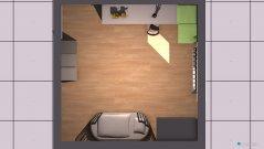 Raumgestaltung Lukai in der Kategorie Schlafzimmer