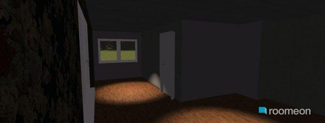 Raumgestaltung Lulu in der Kategorie Schlafzimmer