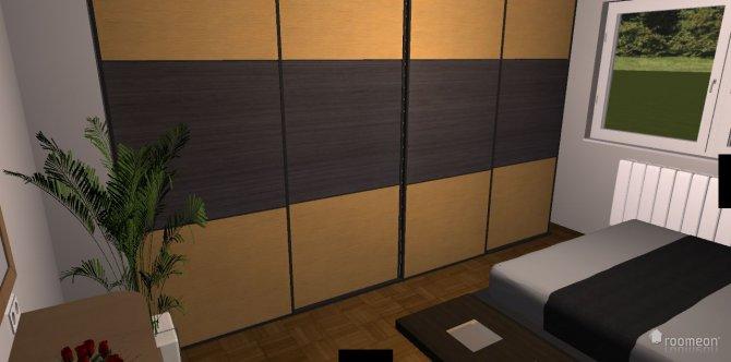 Raumgestaltung Luxus Schlafzimmer in der Kategorie Schlafzimmer
