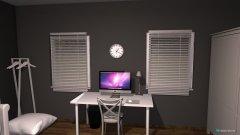 Raumgestaltung mój pierwszy projekt. in der Kategorie Schlafzimmer