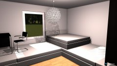 Raumgestaltung mój plan pokoju :) in der Kategorie Schlafzimmer