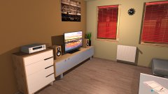 Raumgestaltung Mój Pokój  in der Kategorie Schlafzimmer