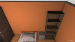 Raumgestaltung můj pokoj in der Kategorie Schlafzimmer