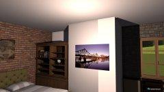 Raumgestaltung m in der Kategorie Schlafzimmer