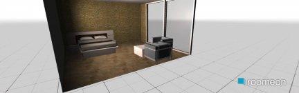 Raumgestaltung , M in der Kategorie Schlafzimmer