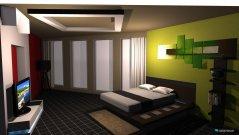 Raumgestaltung Ma'Dream in der Kategorie Schlafzimmer