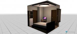 Raumgestaltung madam flor in der Kategorie Schlafzimmer