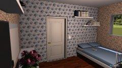 Raumgestaltung Mädchen Schlafzimmer in der Kategorie Schlafzimmer