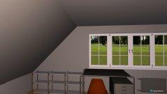 Raumgestaltung mädchen zimmer in der Kategorie Schlafzimmer