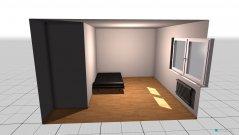 Raumgestaltung Maggy in der Kategorie Schlafzimmer