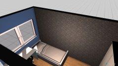 Raumgestaltung Maik  in der Kategorie Schlafzimmer
