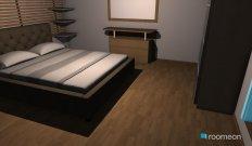 Raumgestaltung main bedroom in der Kategorie Schlafzimmer