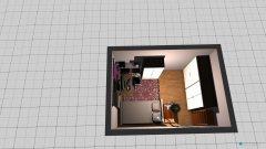 Raumgestaltung Makkari 3 in der Kategorie Schlafzimmer
