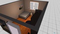 Raumgestaltung Malik in der Kategorie Schlafzimmer