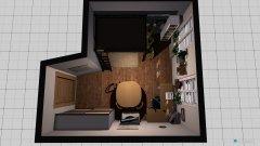 Raumgestaltung Malte Zimmer in der Kategorie Schlafzimmer