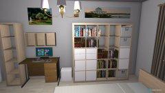 Raumgestaltung Malypokoi in der Kategorie Schlafzimmer