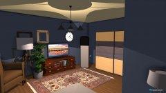 Raumgestaltung Mama i tata in der Kategorie Schlafzimmer