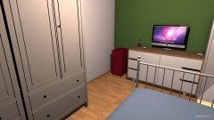 Raumgestaltung Mama Zimmer in der Kategorie Schlafzimmer