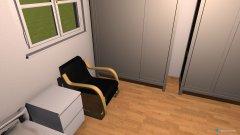 Raumgestaltung mamazimmer in der Kategorie Schlafzimmer