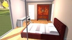 Raumgestaltung Mami Zi Var in der Kategorie Schlafzimmer
