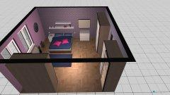 Raumgestaltung mamina spálňa in der Kategorie Schlafzimmer