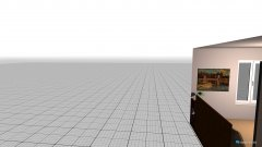 Raumgestaltung manny in der Kategorie Schlafzimmer