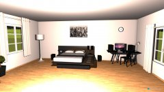 Raumgestaltung Manu Zimmer 1 in der Kategorie Schlafzimmer