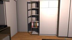 Raumgestaltung Manu in der Kategorie Schlafzimmer