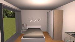 Raumgestaltung Mara Kummer am neien Haus in der Kategorie Schlafzimmer