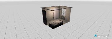 Raumgestaltung mara in der Kategorie Schlafzimmer