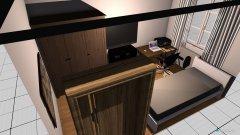 Raumgestaltung Marcel´s Zimmer in der Kategorie Schlafzimmer
