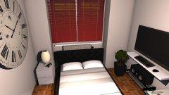 Raumgestaltung Marco`s Room in der Kategorie Schlafzimmer