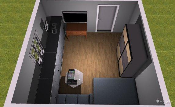 Raumgestaltung Marcos Zimmer alt in der Kategorie Schlafzimmer