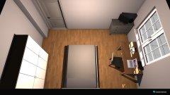 Raumgestaltung maren in der Kategorie Schlafzimmer