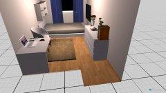 Raumgestaltung maria zimmer in der Kategorie Schlafzimmer