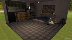 Raumgestaltung Marianjela in der Kategorie Schlafzimmer