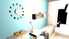 Raumgestaltung Marie Sophie  in der Kategorie Schlafzimmer