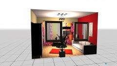 Raumgestaltung marion1 in der Kategorie Schlafzimmer