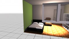 Raumgestaltung Marion in der Kategorie Schlafzimmer