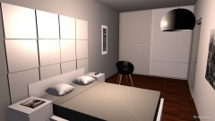 Raumgestaltung Mariusz-opcja in der Kategorie Schlafzimmer