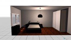 Raumgestaltung mariusz1 in der Kategorie Schlafzimmer