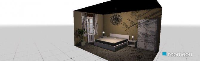 Raumgestaltung marji in der Kategorie Schlafzimmer