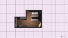 Raumgestaltung MarkoK in der Kategorie Schlafzimmer