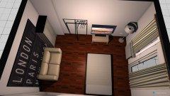 Raumgestaltung Marlon 241 in der Kategorie Schlafzimmer
