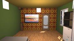 Raumgestaltung Martin 2 in der Kategorie Schlafzimmer