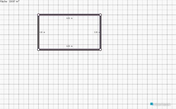 Raumgestaltung Martin Schlafzimmer in der Kategorie Schlafzimmer