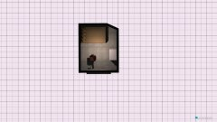 Raumgestaltung Marvin in der Kategorie Schlafzimmer